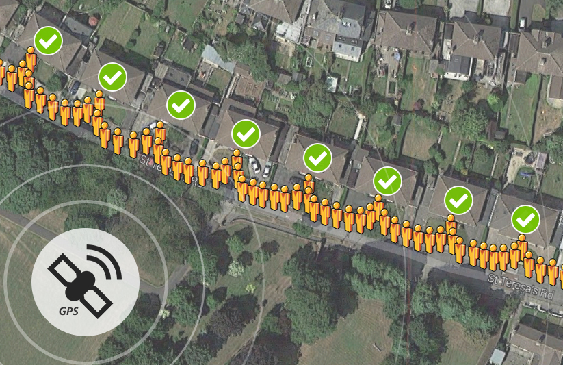GPS Delivery Verification